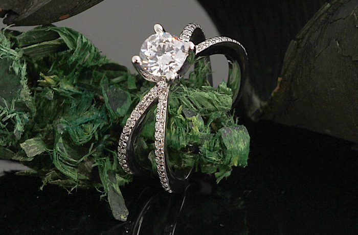 Engagement Ring R-2827