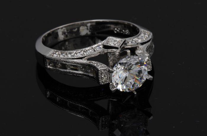 Engagement Ring R-11301