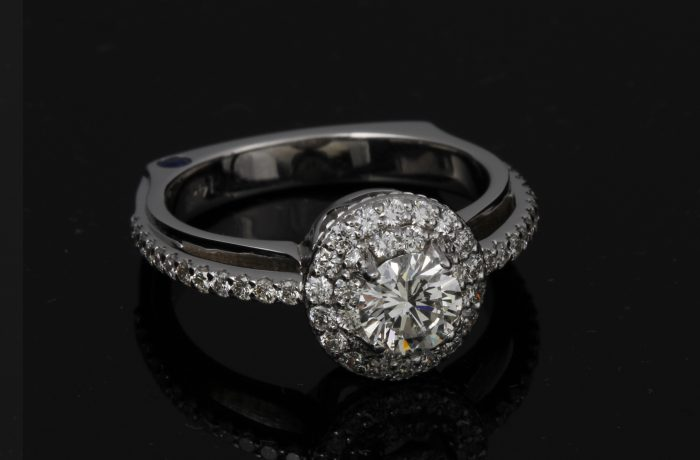 Engagement Ring R-2824