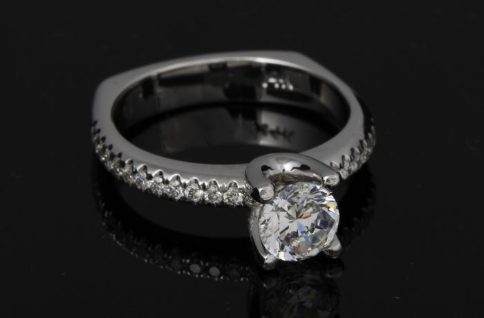 Engagement Ring R-2828