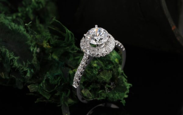 Engagement Ring R-17474
