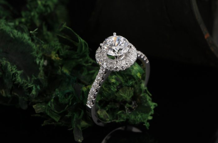 Engagement Ring R-17474