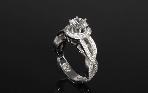 Engagement Ring R-2819