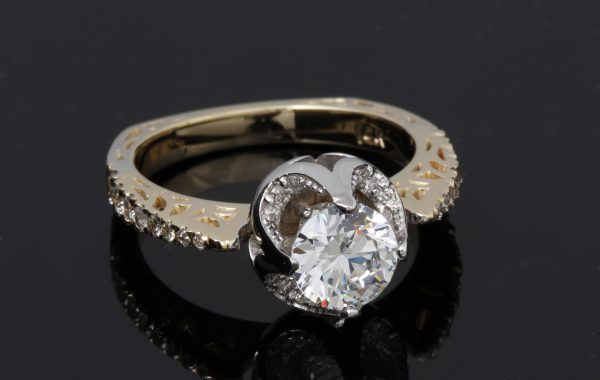 Engagement Ring R-2822