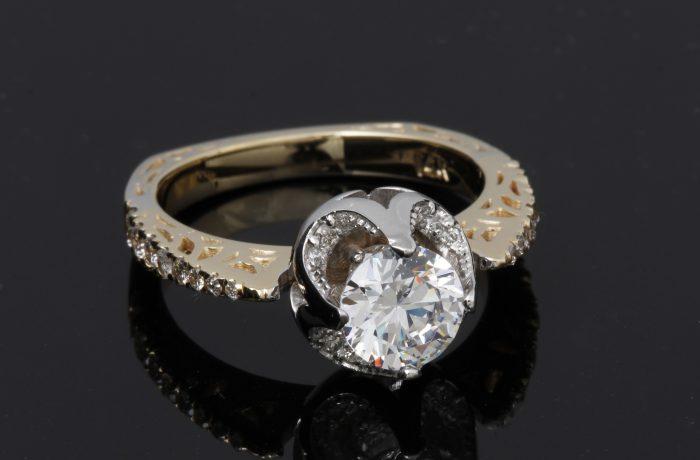 Engagement Ring R-2822