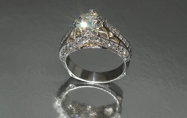 Engagement Ring R-2895