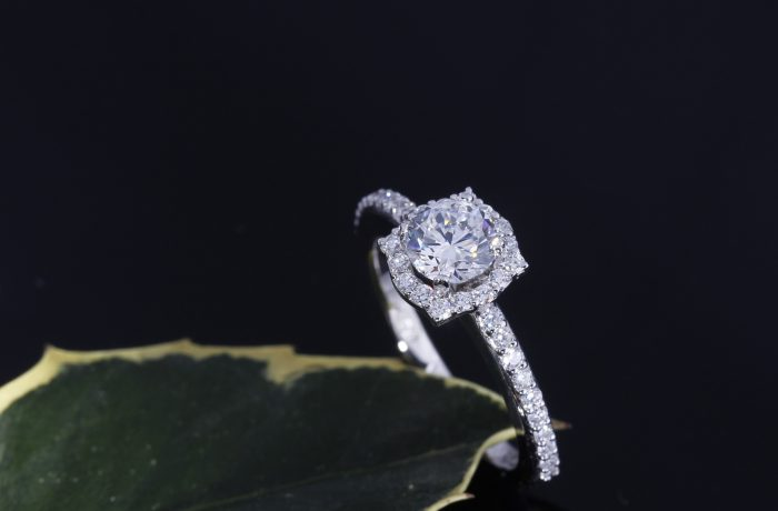 Engagement Ring WR-35