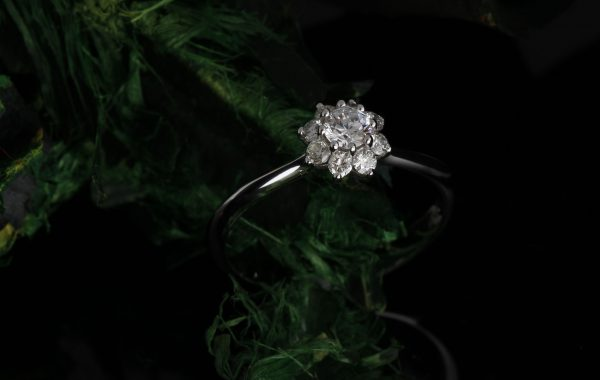 Engagement Ring R-2830