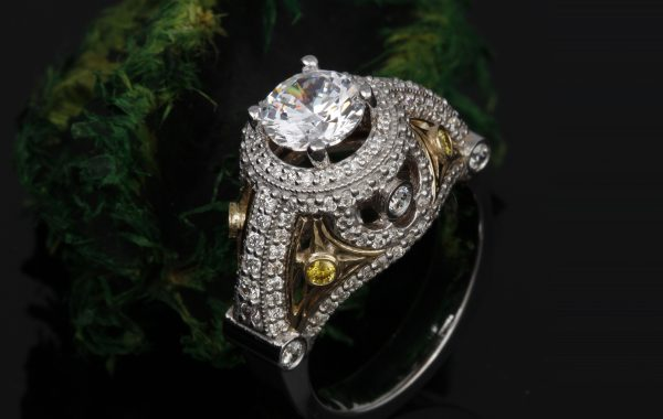 Engagement Ring R-2812