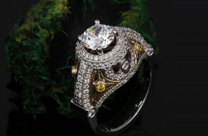 Engagement Ring R-2812