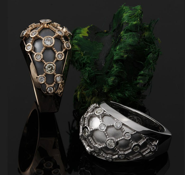 Kaz Couture Rings