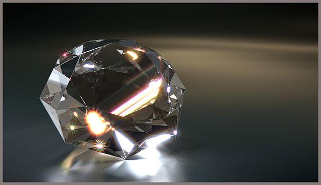 April's Birthstone:  Diamonds The Gem of Strength