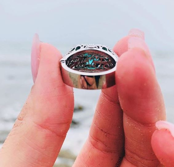 Rings With a Story